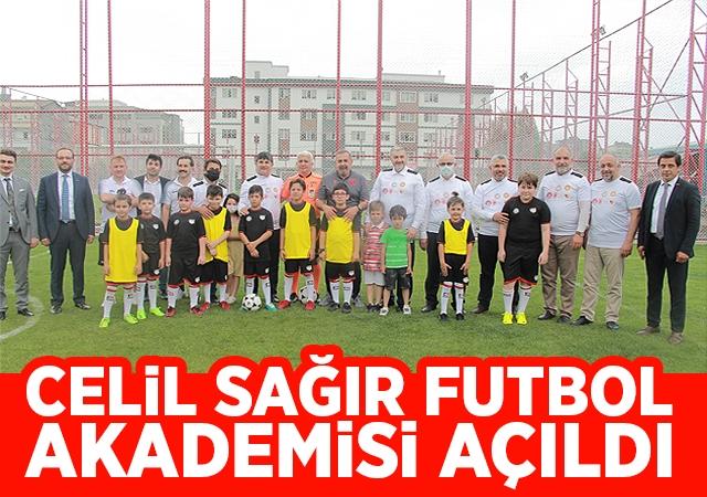 Celil Sağır Futbol Akademisi Açıldı