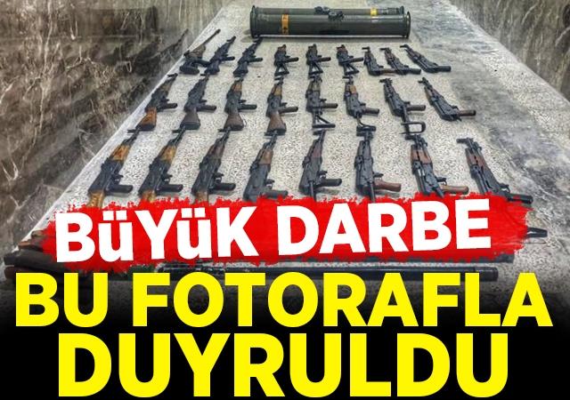 Bakan Soylu: PKK/YPG'ye, Azez'de büyük darbe