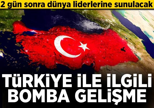 Josep Borrell'in Türkiye raporu ortaya çıktı!