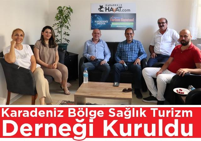 Karadeniz Bölge Sağlık Turizm Derneği Kuruldu