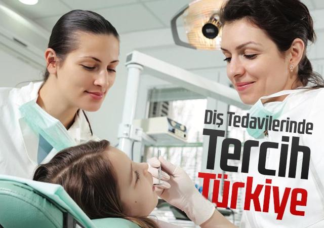 Diş Tedavilerinde Tercih Türkiye