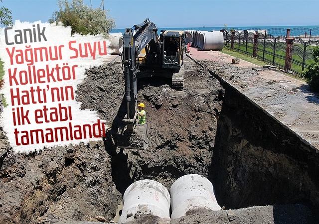 2,6 kilometre tünel inşa ediliyor