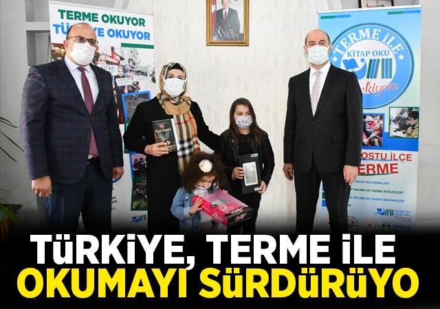 Türkiye, Terme ile okumayı sürdürüyor