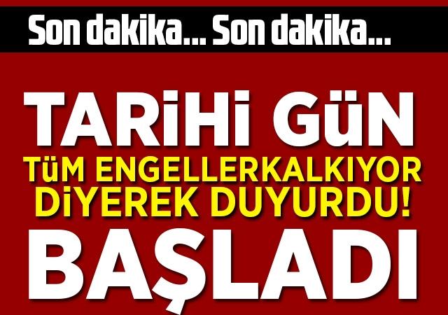Çavuşoğlu duyurdu! Azerbaycan'a kimlikle seyahat başladı